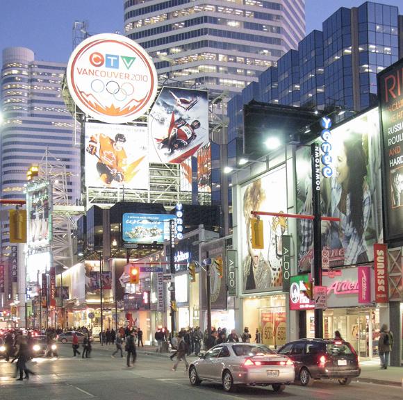 Yonge Night